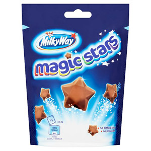 Mars Milkyway Magic Stars Pouch
