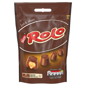 Rolo Pouch