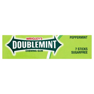 Wrigleys Doublemint 7 Sticks
