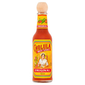 Cholula Hot Mexican Sauce