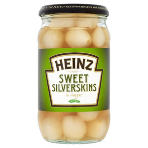 Heinz Silverskin Onions In Sweet Vinegar