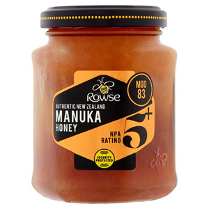 Rowse Manuka Honey +5