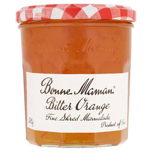 Bonne Maman Bitter Orange Fine Shred Marmalade