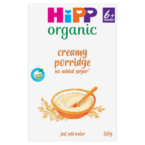 Hipp 6 Month Creamy Porridge Packet