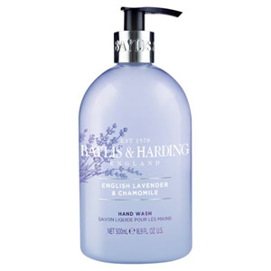 Baylis and Harding English Lavender Hand Wash