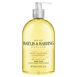Baylis and Harding Mandarin and Grapefruit Handwash
