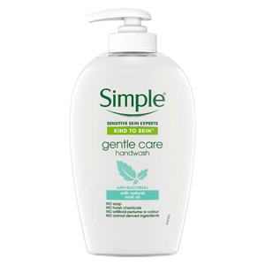 Simple Antibacterial Handwash