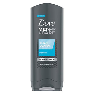 Dove For Men Plus Care Bodywash Clean Comfort