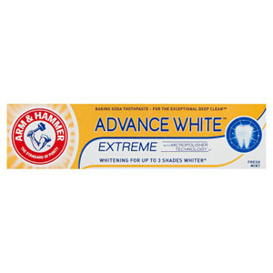 Arm And Hammer Advanced White Toothpaste