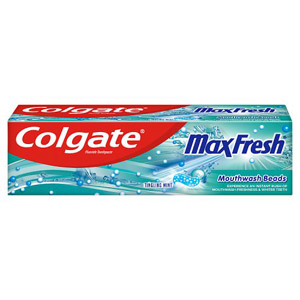 Colgate Max Blue Beads Toothpaste