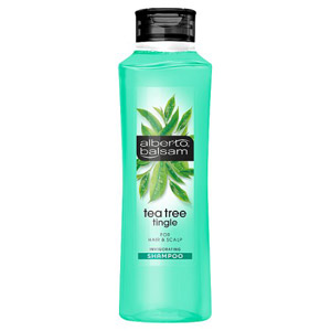 Alberto Balsam Tea Tree Tingle Shampoo
