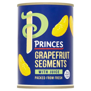 Princes Grapefruit In Juice