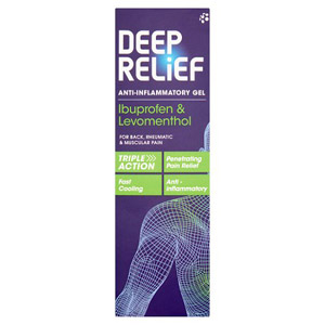 Deep Relief Ibuprofen Gel