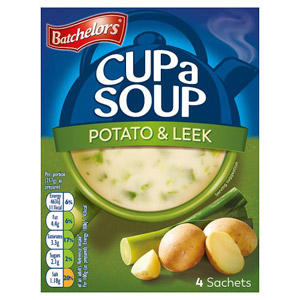 Batchelors Cup a Soup Creamy Potato & Leek