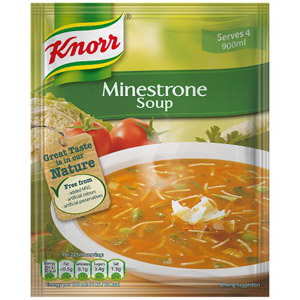 Knorr Packet Minestrone Soup