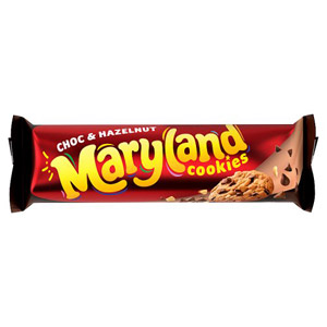 Maryland Chocolate Chip Hazelnut Cookies