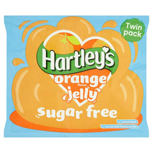 Hartleys Sugar Free Orange Jelly