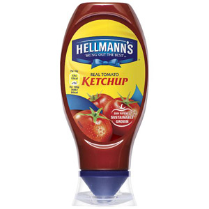 Hellmanns Tomato Ketchup