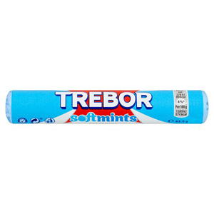 Trebor Softmints Spearmint Roll