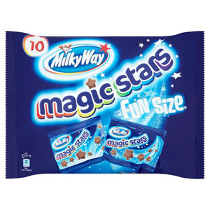 Milky Way Magic Stars Funsize Bag 10 Pack