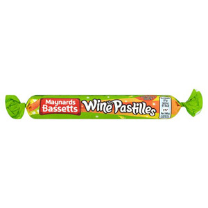 Maynards Wine Pastilles Roll