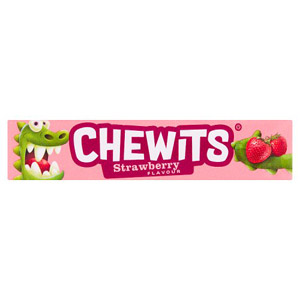 Chewits Strawberry Flavour