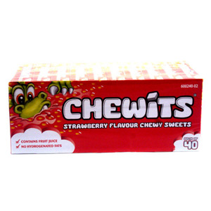 Chewits Strawberry x 40
