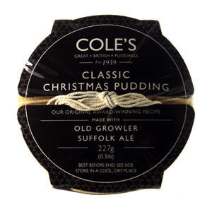 Coles Classic Christmas Pudding With Premium Ale Small