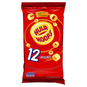 KP Hula Hoops Original 12 Pack