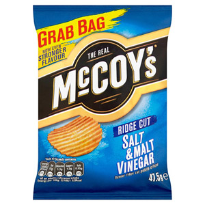 McCoys Salt and Vinegar x 30