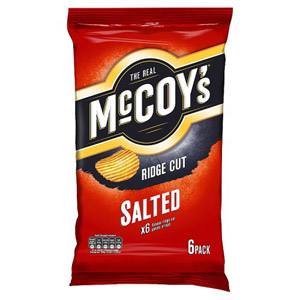 Mccoy's Salted 6 Pack
