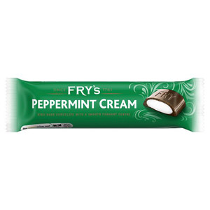 Frys Peppermint Cream