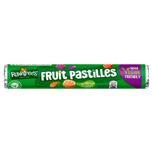 Rowntrees Fruit Pastilles Roll x 32