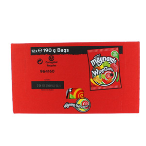 Maynards Wine Gums Original x 12