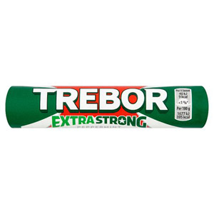 Trebor Extra Strong Mints