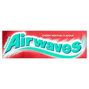 Wrigleys Airwaves Cherry Menthol