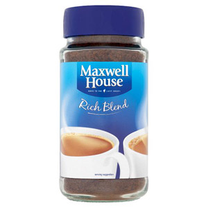Maxwell House Coffee Granules
