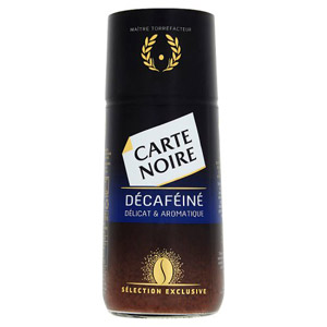 Carte Noir Decaffeinated Coffee
