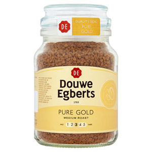 Douwe Egberts Pure Gold Coffee