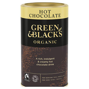 Green & Blacks Organic Hot Chocolate