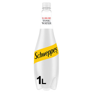 Schweppes Indian Slimline Tonic Water