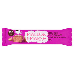 Mallow & Marsh Double Chocolate Marshmallow Bar