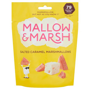 Mallow & Marsh Salted Caramel Marshmallows