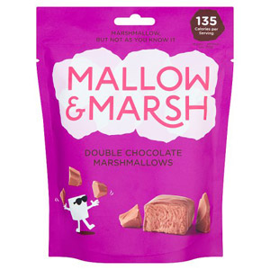 Mallow & Marsh Double Chocolate Marshmallows