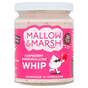 Mallow & Marsh Raspberry Marshmallow Whip