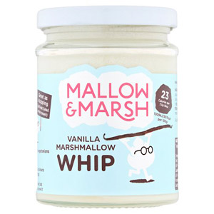 Mallow & Marsh Vanilla Marshmallow Whip
