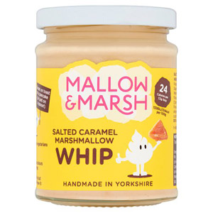 Mallow & Marsh Salted Caramel Marshmallow Whip