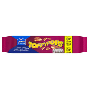 Lyons Toffypops 16 Pack