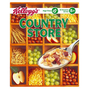 Kelloggs Country Cereal Store