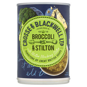 Crosse and Blackwell Broccoli and Stilton Soup
